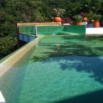 Ref. Vizcaíno Colon | Línea Pebble Crete | Beadcrete México | Construccion de piscinas